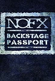 NOFX Backstage Passport Poster - TV Show Forum, Cast, Reviews
