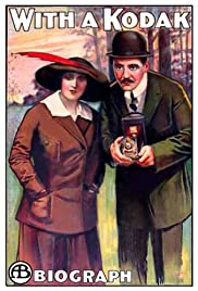 With a Kodak Poster