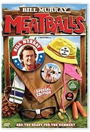 Meatballs Poster
