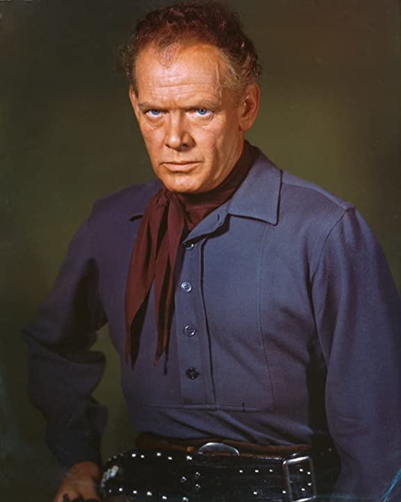 Charles Bickford in The Big Country (1958)