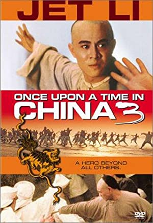 Jet Li Once Upon A Time In China 3 (1993)