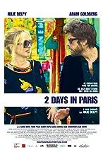 Primary image for 2 Days in Paris