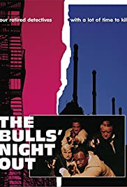 The Bulls' Night Out Poster