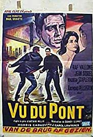 A View from the Bridge(1962) Poster - Movie Forum, Cast, Reviews