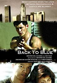 Back to Blue Poster