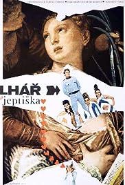 Der Lügner und die Nonne Poster