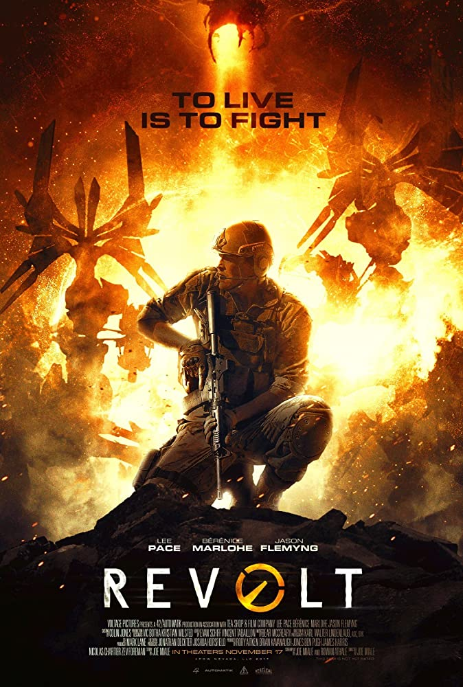 Revolt – Rebeliunea (2017), filme online subtitrat în Română