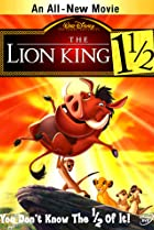 Image of The Lion King 1 1/2