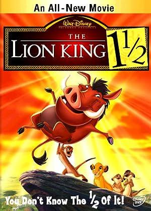 O Rei Leão 3: Hakuna Matata Dublado HD 720p