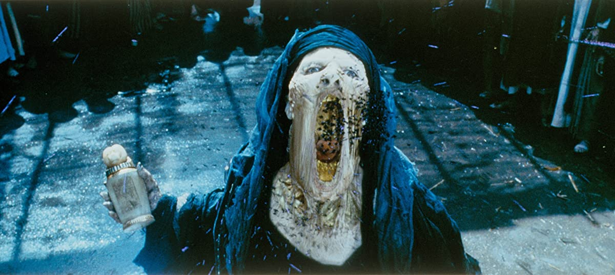 Image result for the mummy mouth open