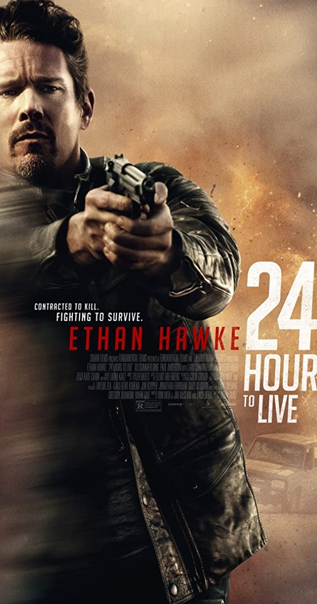 24 valandos gyventi / 24 Hours to Live (2017) online