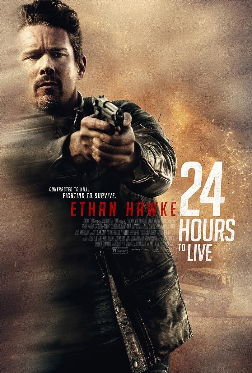 24 valandos gyventi / 24 Hours to Live (2017)
