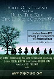 Birth of a Legend: Billy the Kid & The Lincoln County War Poster