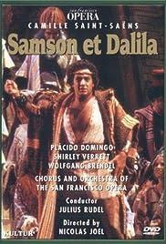 Samson et Dalila Poster