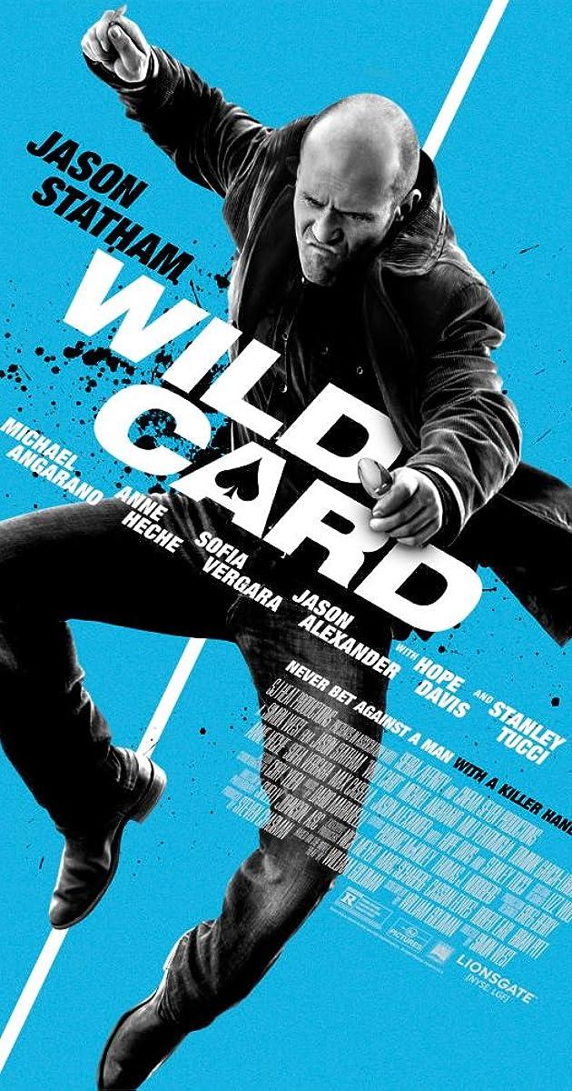 Viską lemiantis / Wild Card (2015) Online