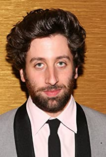 simon helberg wife