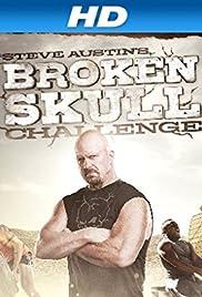 Steve Austin's Broken Skull Challenge Poster - TV Show Forum, Cast, Reviews