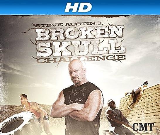 Steve Austin's Broken Skull Challenge