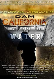 Dam California Poster