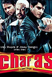 Charas: A Joint Effort Poster