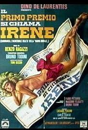Il primo premio si chiama Irene Poster