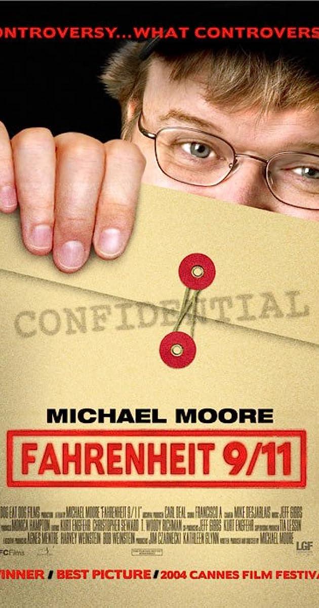 9/11 pagal Farenheitą / Fahrenheit 9/11 (2004) Online