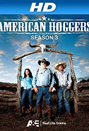 American Hoggers Poster - TV Show Forum, Cast, Reviews