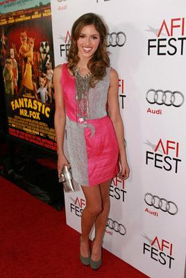 Kayla Ewell at Fantastic Mr. Fox (2009)