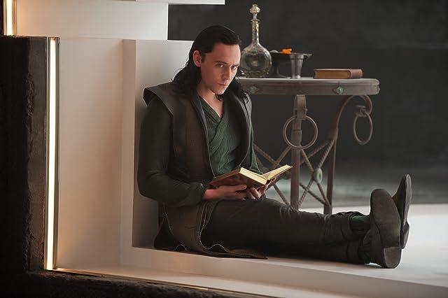 Tom Hiddleston in Thor: The Dark World (2013)