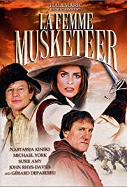 The Lady Musketeer Poster