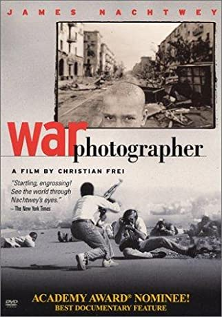 War Photographer (2001)