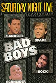 The Bad Boys of Saturday Night Live Poster