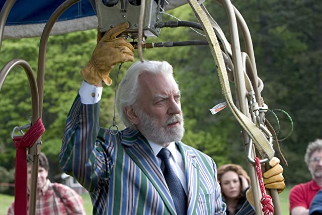 Donald Sutherland in Fierce People (2005)