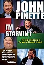 Image of John Pinette: I'm Starvin'!
