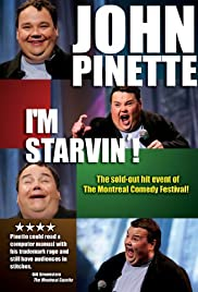 John Pinette: I'm Starvin'! (2007) Poster - Movie Forum, Cast, Reviews