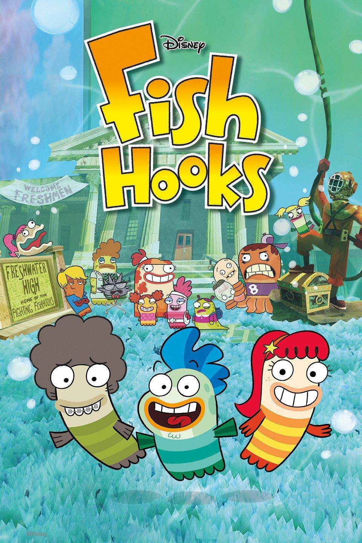 Fish Hooks (TV Series 2010–2014)