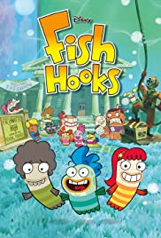 Fish Hooks Poster - TV Show Forum, Cast, Reviews