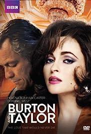 Burton and Taylor(2013) Poster - Movie Forum, Cast, Reviews