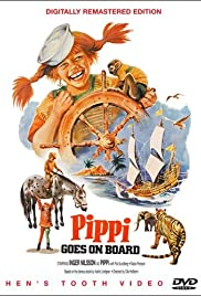 Pippi Goes on Board (1969) Poster - Movie Forum, Cast, Reviews