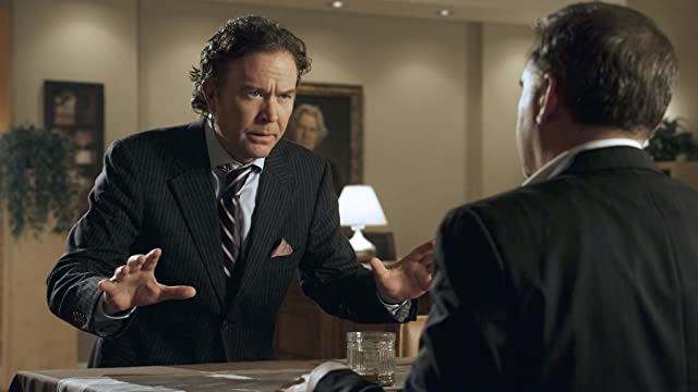 Timothy Hutton in Leverage (2008)