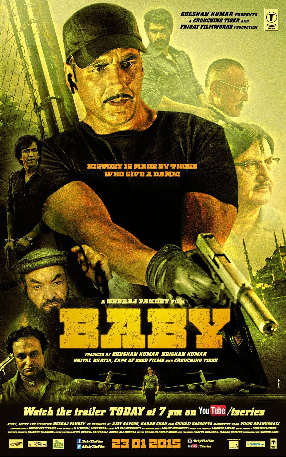 Image Baby (2015/I) Watch Full Movie Free Online