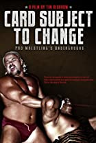 Card Subject to Change (2010) Poster