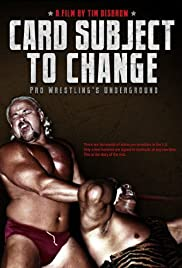 Card Subject to Change (2010) Poster - Movie Forum, Cast, Reviews