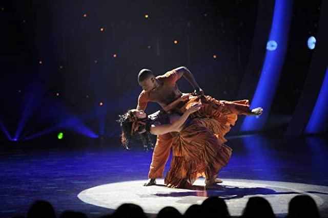 Lauren Gottlieb and Ade Chike Torbert in So You Think You Can Dance (2005)