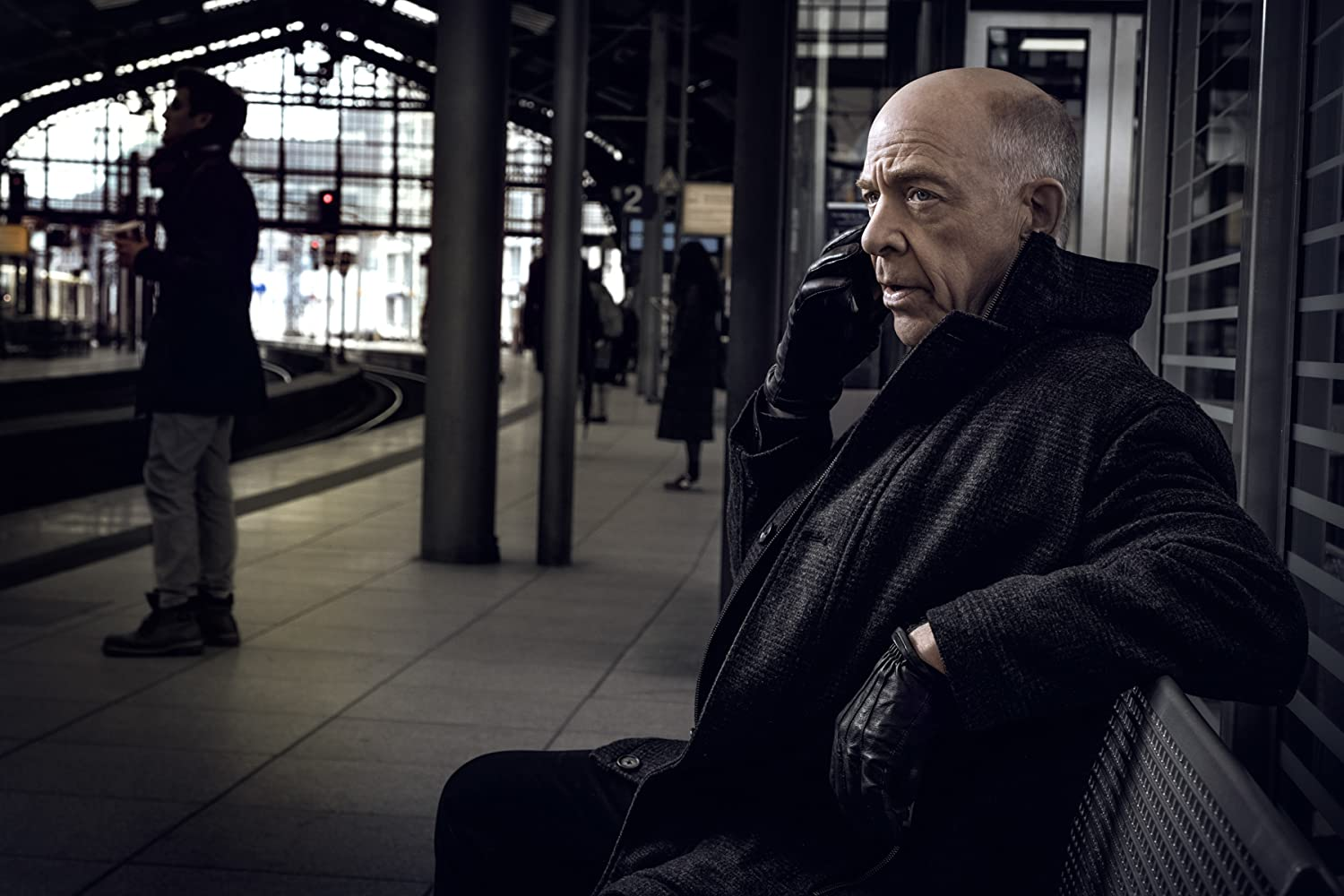 J.K. Simmons in Counterpart (2018)