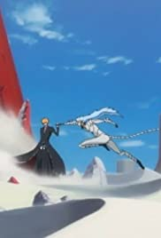 The Moment of Conclusion, the End of Grimmjow Poster