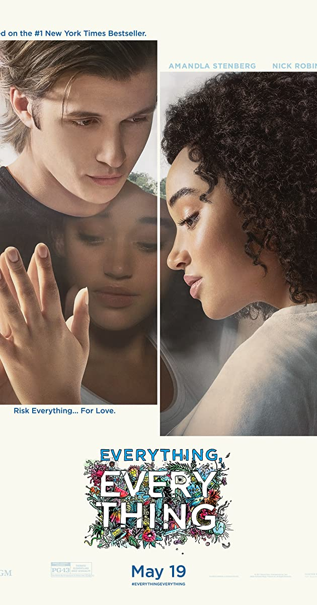 Man esi viskas / Everything, Everything (2017) Online