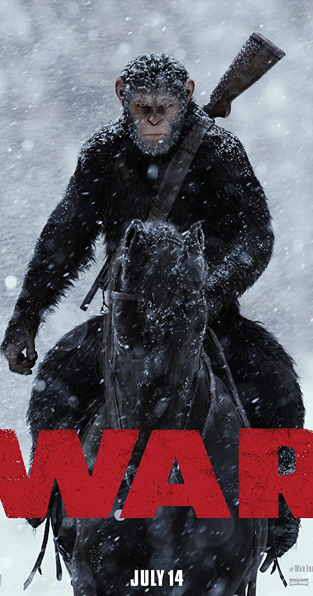War for the Planet of the Apes (2017) 720p