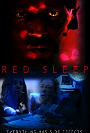 Red Sleep Poster