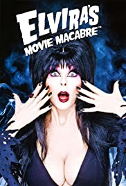 Elvira's Movie Macabre Poster